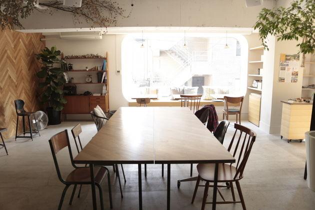 原宿テーブルギャラリー