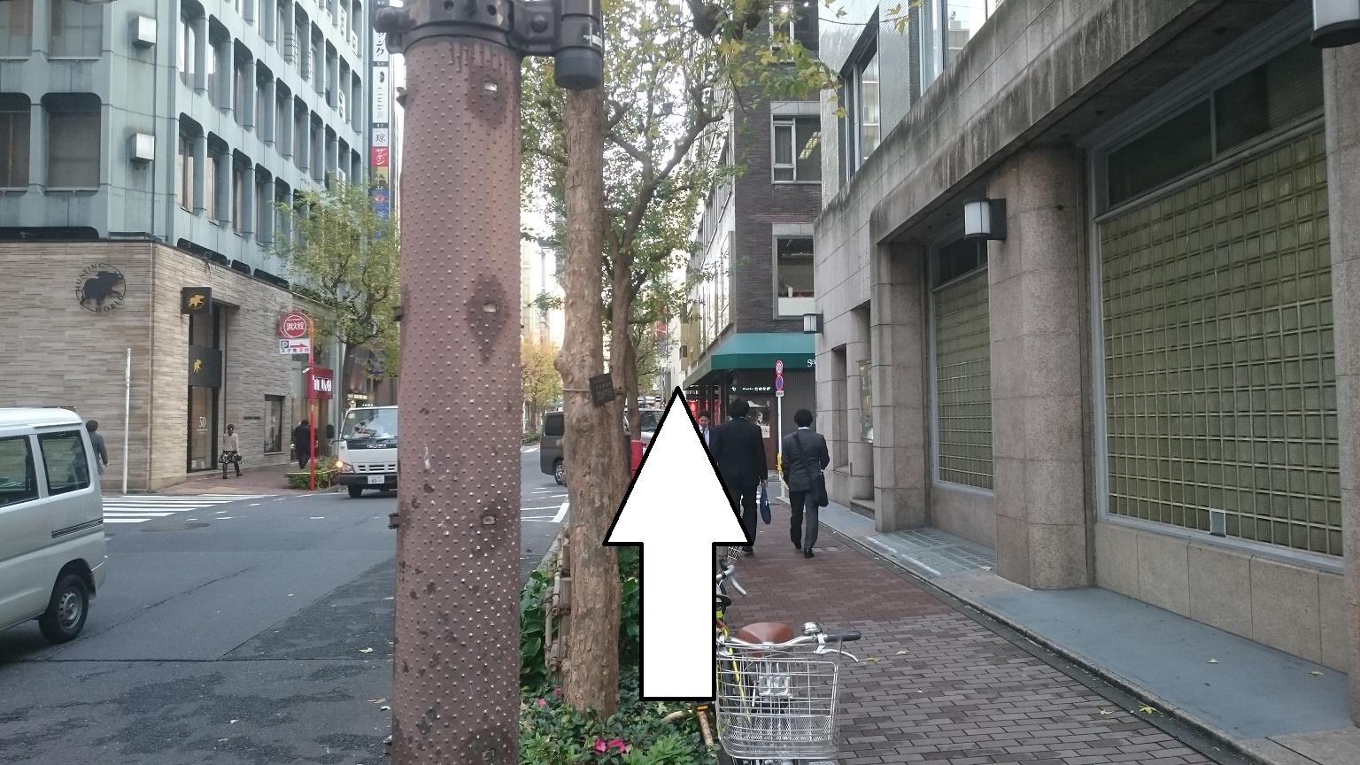 スタジオ・フレーム道案内2