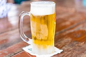 ビール BBQ(バーベキュー)コン