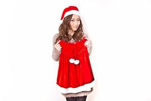 サンタ衣装 クリスマス街コン