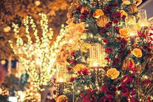 イルミネーション クリスマス街コン